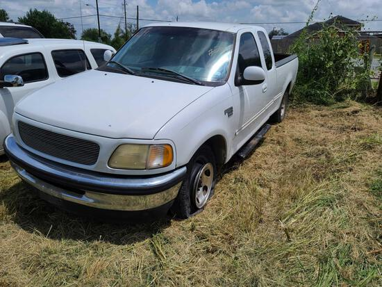 1998 Ford F-150 Pickup Truck, VIN # 2FTZX1765WCA50736