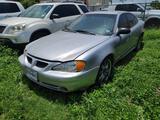 2004 Pontiac Grand Am Passenger Car, VIN # 1G2NF52E94M607589