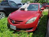 2011 Mazda Mazda6 Passenger Car, VIN # 1YVHZ8BH2B5M19638