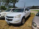 2009 Chevrolet Traverse Multipurpose Vehicle (MPV), VIN # 1GNEV23D59S129068