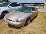 1999 Ford Taurus Passenger Car, VIN # 1FAFP53S7XG126539