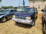 1997 Jeep Grand Cherokee Multipurpose Vehicle (MPV), VIN # 1J4FX58S5VC596506