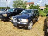 2004 Jeep Grand Cherokee Multipurpose Vehicle (MPV), VIN # 1J4GX58N74C308563