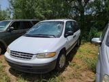 1997 Plymouth Grand Voyager Van, VIN # 1P4GP44RXVB478086