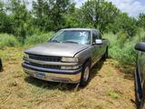 2000 Chevrolet Silverado Pickup Truck, VIN # 1GCEC19T4YZ147445