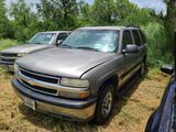 2001 Chevrolet Tahoe Multipurpose Vehicle (MPV), VIN # 1GNEC13T01R178309