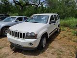 2006 Jeep Grand Cherokee Multipurpose Vehicle (MPV), VIN # 1J4GR48K16C222095