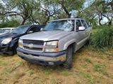 2005 Chevrolet Avalanche Pickup Truck, VIN # 3GNEC12Z55G296075