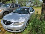 2004 Mazda Mazda6 Passenger Car, VIN # 1YVFP80C645N29387