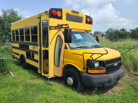 """F-6"" 2003 Chevrolet Express Van, VIN # 1GBJG31U731119167"