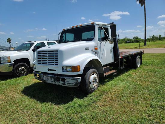1995 International 4700 Low Profile Truck, VIN # 1HTSLACM3SH616237