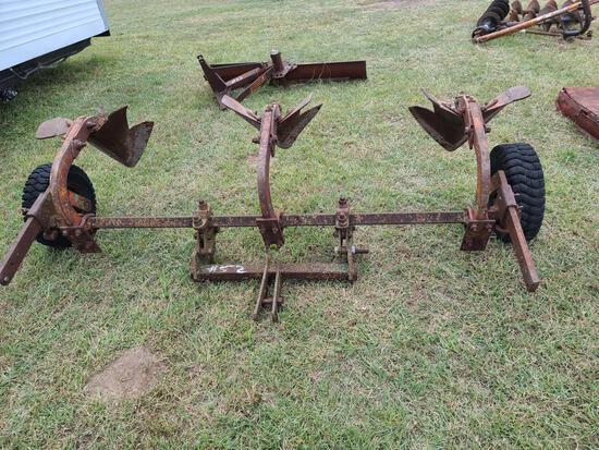2-Row Bedder