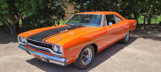 Original 1970 Plymouth Road Runner 440 (1 of 222 made) Matching Numbers 60,938 miles