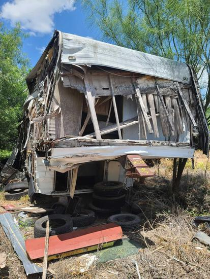 Road Ranger Travel Trailer, AS IS for PARTS ONLY