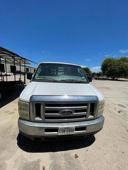 2009 Ford Econoline Van, VIN # 1FTNE24W59DA31994