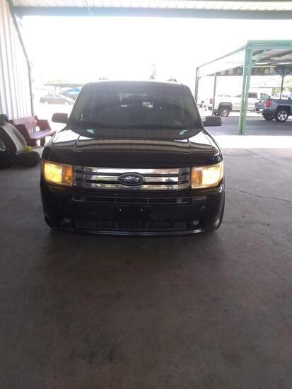 2009 Ford Flex Multipurpose Vehicle (MPV), VIN # 2FMDK51C39BA29145