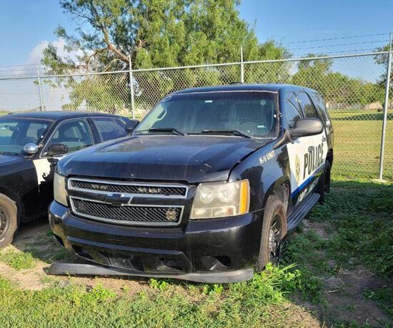 2010 Chevrolet Tahoe Multipurpose Vehicle (MPV), VIN # 1GNMCAE03AR130432
