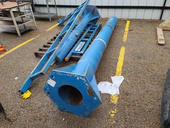 Gorbel Jib Crane 500 & 1000 lb Cap.