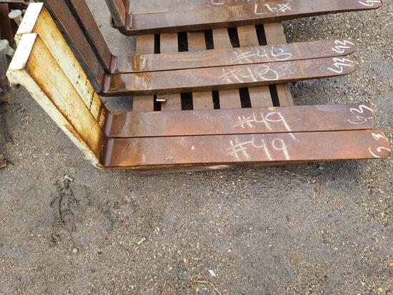 Cascade Forklift Forks