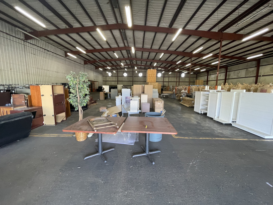 Absolute Storage Warehouse Sale