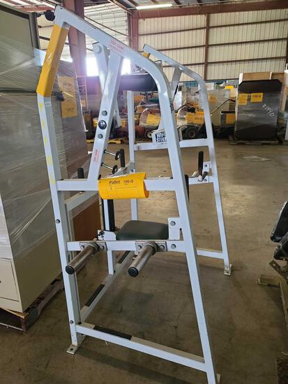 Hammer Strength Neck Strengthening Weight Equipment