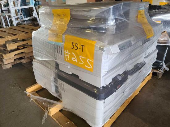 Lot w/ (18)Printers & (1)Scanner