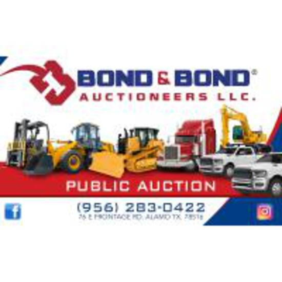 ROMA PD & STARR COUNTY UNRESERVE AUCTION