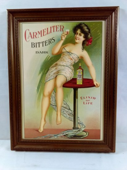 Carmeliter Bitters Advertisement