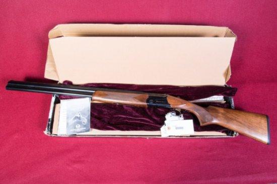 Webley & Scott Model 912K O/U 12 Gauge