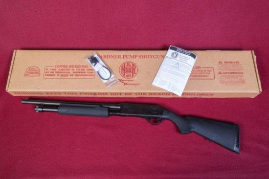H&R Pardner Pump 12 GA Shotgun