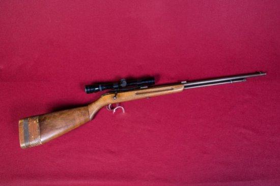 Remington Model 34 Customized