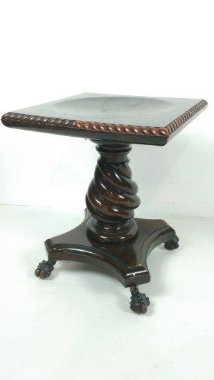 Small Wooden Piano Stool