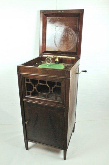 Pathe Upright Phonograph Parts Machine