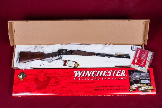 Winchester 94/22 Rifle