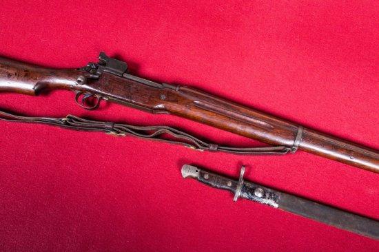 US M1917 Rifle W/ Bayonet
