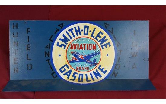 Smitholene Gasoline Sign