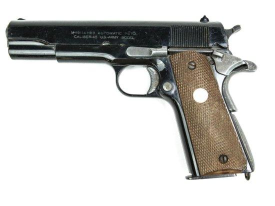 Colt 911 Reproduction Non-Firing