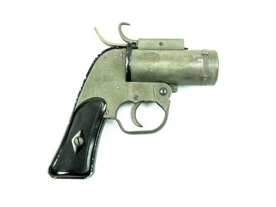 WWII US Flare Pistol
