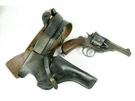 Webley MK1 Revolver