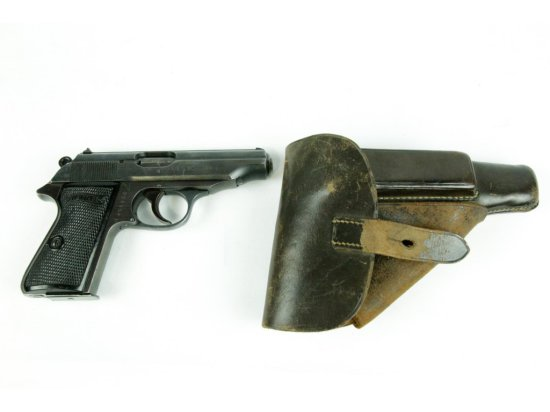 Walther PP Pistol (Nazi Proof)