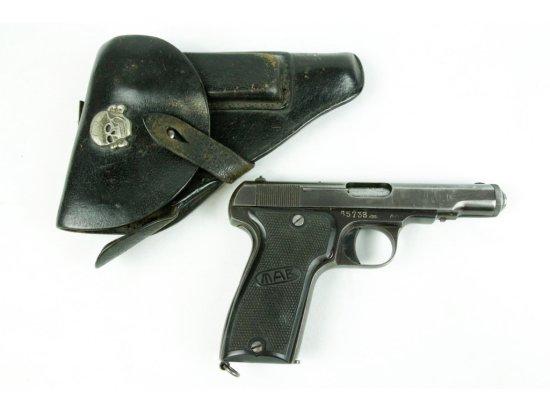 MAB Model D Pistol, Nazi-proofed
