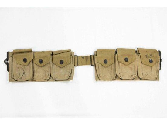 WWII US Army BAR Ammunition Belt