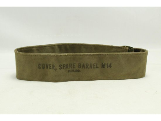 WWII US Army Spare Barrel Cover
