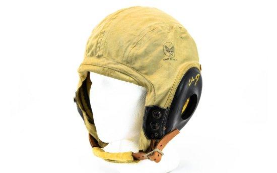 WWII US Army Summer Flight Helmet
