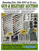 Guns, Military and Sportsman Gear