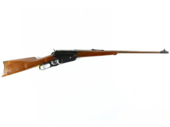 1895 Winchester Lever Action Rifle 30 Cal