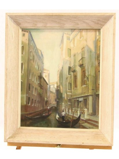 Venice by Richard Epperly