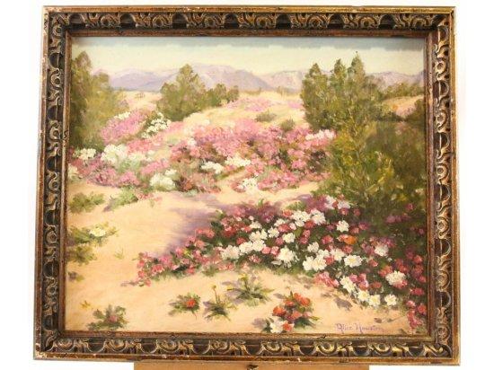 Desert Landscape by Alice Houston