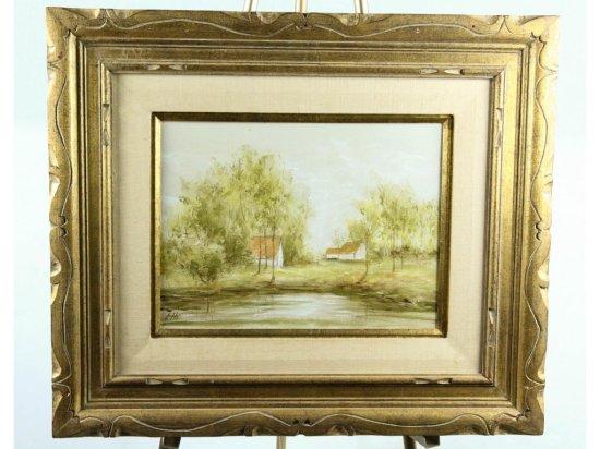 Landscape by Etta