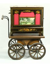 H S Taylor Barrel Organ